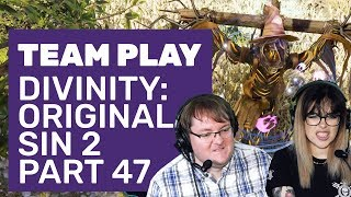 Let's Play Divinity Original Sin 2 | Part 47: Let's Fight Scarecrows