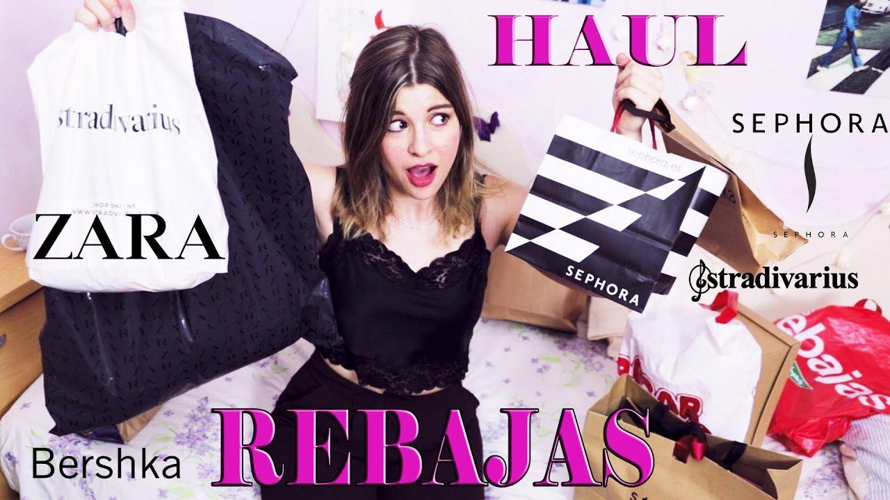 Watch Las rebajas de Zara, Bershka, Stradivarius y PullBear online comienzan mucho antes que las tiendas físicas video