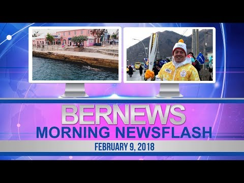 Bernews Newsflash For Friday, February 9, 2018
