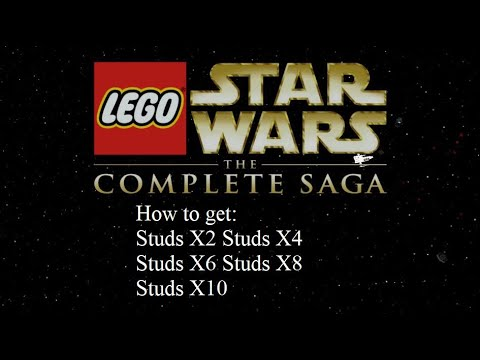 LEGO Star Wars: TCS - All Stud Multipliers
