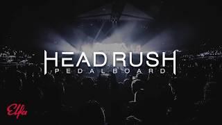 Lead 800 HeadRush Pedalboard (HEAVY CRUNCH RIG PACK)