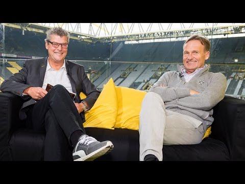 Das BVB Total!-Feiertagsmagazin: Nobby Trifft Hans-Joachim Watzke | BVB - FC Schalke 04