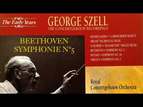 Beethoven - Symphony n°5 (reference recording : George Szell/Concertgebouw)