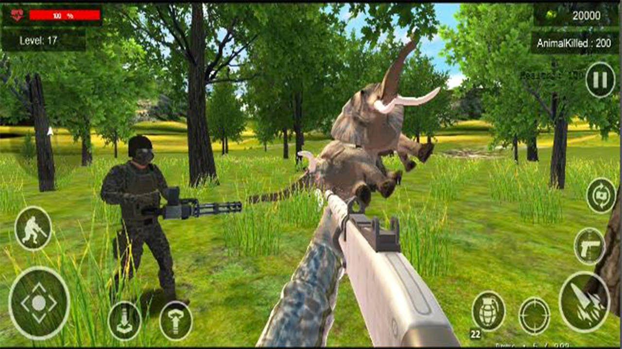 Animal Safari Hunter - Android GamePlay - Safari Hunting Games Android #10