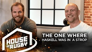 James Haskell & Mike Tindall: English quality, French flops & Ireland's Plan B | House of Rugby #18