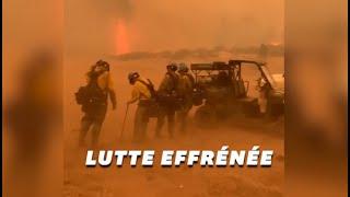 Aux États-Unis, les pompiers face au pire feu de forêt de l'histoire du Colorado
