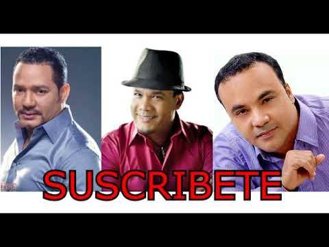 Frank Reyes, Hector Acosta El Torito y Zacarias Ferreira BACHATAS MIX 2018