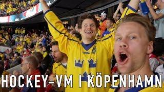 Hockey-VM i Köpenhamn (VLOGG #40)