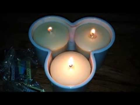 Candles Candles & More Candles! Vlog #46