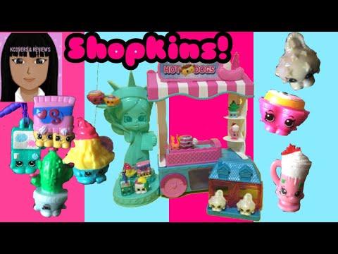SHOPKINS Pack 12-série 8 WAVE 3