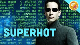 I'M JUST LIKE NEO!   SUPERHOT Gameplay [Part 2] Funny Moments