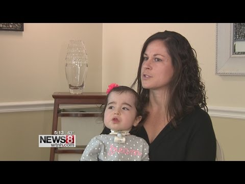 Breakthrough drug saves the life of a young Somers girl