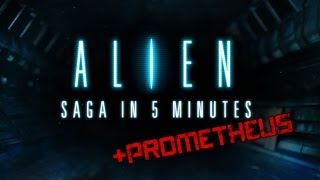 The Alien Saga in 8 Minutes