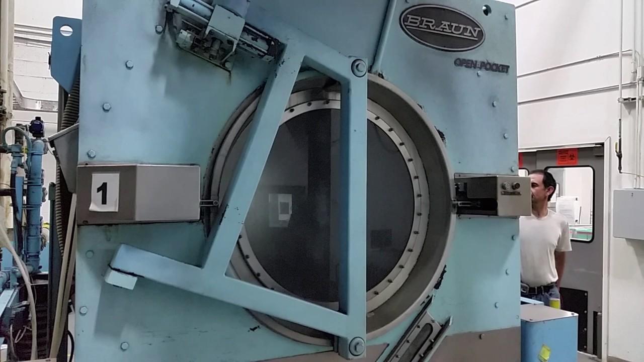 Braun Washer Extractors ~ Braun lb open pocket youtube