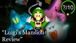 Luigi's Mansion Review [GameCube & Nintendo 3DS] (Video Game Video Review)