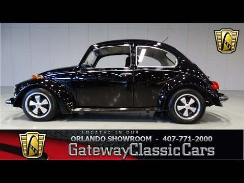 1972 Volkswagen Beetle Gateway Classic Cars Orlando