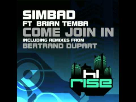 Simbad  - Come Join In (Bertrand Dupart Come Down Dub)