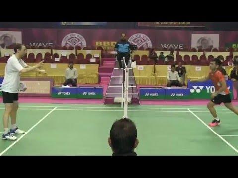 Syed Modi Int'l Badminton Championships 2016 | SF M2-MD | Boe/Mog vs Goh/Tan