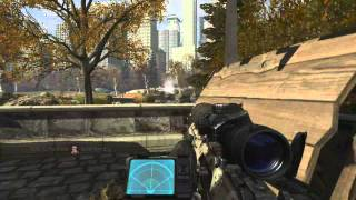 g machete mw3 game clip