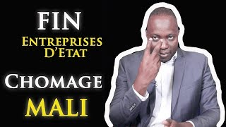 Mali : Fin des entreprises d'Etat