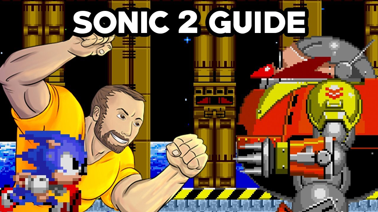 How To Defeat Death Egg Robot Sega Genesis Sonic The Hedgehog 2 Final Boss Death Egg Zone Youtube