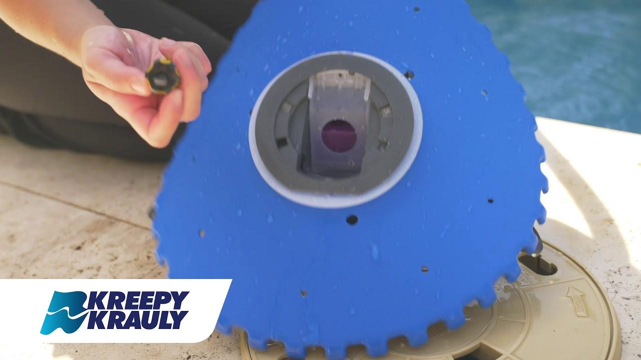 Kreepy Krauly - Troubleshooting - Pool Cleaner Moving Slowly
