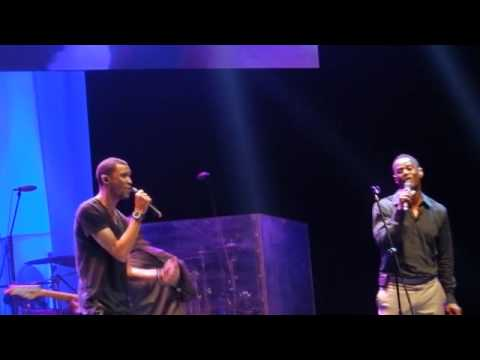 Brian Jr. & Niko McKnight - Marry Your Daughter ( Back With Brian McKnight )