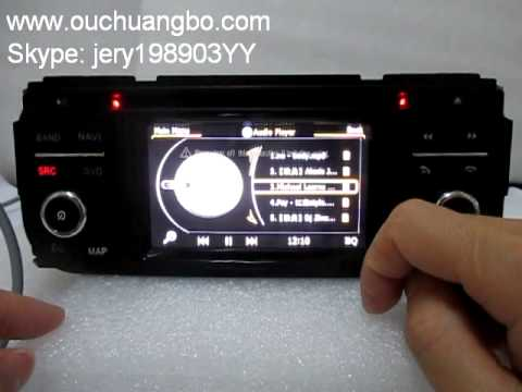 ouchuangbo car stereo chrysler grand voyager audio s100. Black Bedroom Furniture Sets. Home Design Ideas
