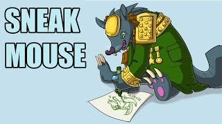 Repeat youtube video League of Legends : Sneak Mouse