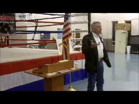 John Moore Addresses St. Louis/St. Charles MO Oath Keepers on Climate Change 1 of 3