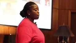 Community rehabilitation and community healing: Nicole Singletary at TEDxBroadStreet
