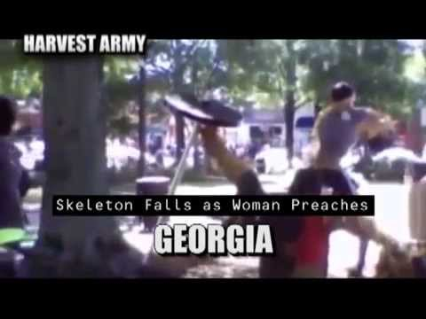 PROPHECY: Church Massacre; Anthrax; The DAY Cometh; Forbidden Fruit