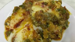 egg Shakshuka Recipe-Eggs Poached in Spicy Sauce Shakshuka Indian Style-Easy and Quick Egg Recipe