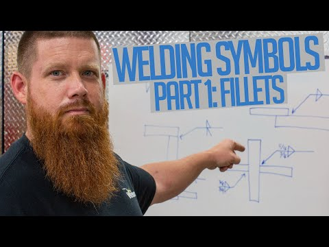 How To Read Welding Symbols: Part 1of 3