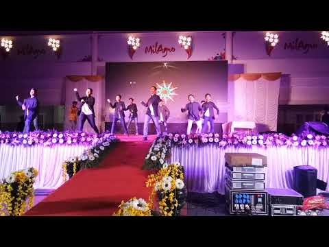 Mash-up Dance By students of Class8 _ St. Joseph's cmi school Pavaratty