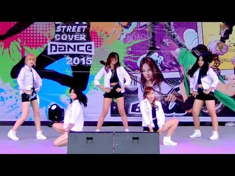 150523 EXTRA cover EXID - Every Night + Ah Yeah + Up & Down @SIAM SQUARE1 J&K Street 2015 (Final)