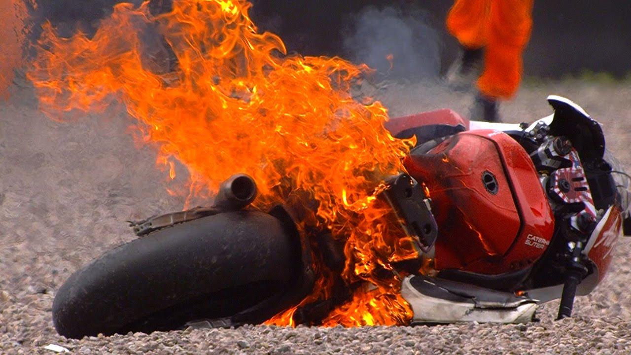 MotoGP™ Sachsenring 2014 -- Biggest crashes - YouTube