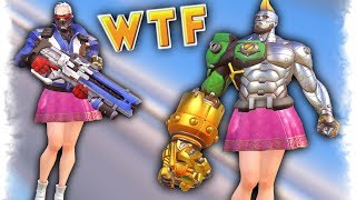 WTF Overwatch Best and Funny Moments - Ep.123