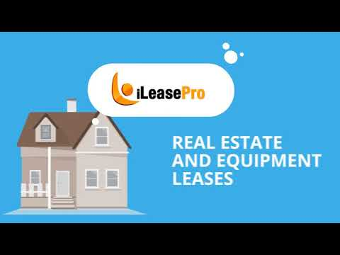 iLeasePro Lease Accounting SaaS Solution