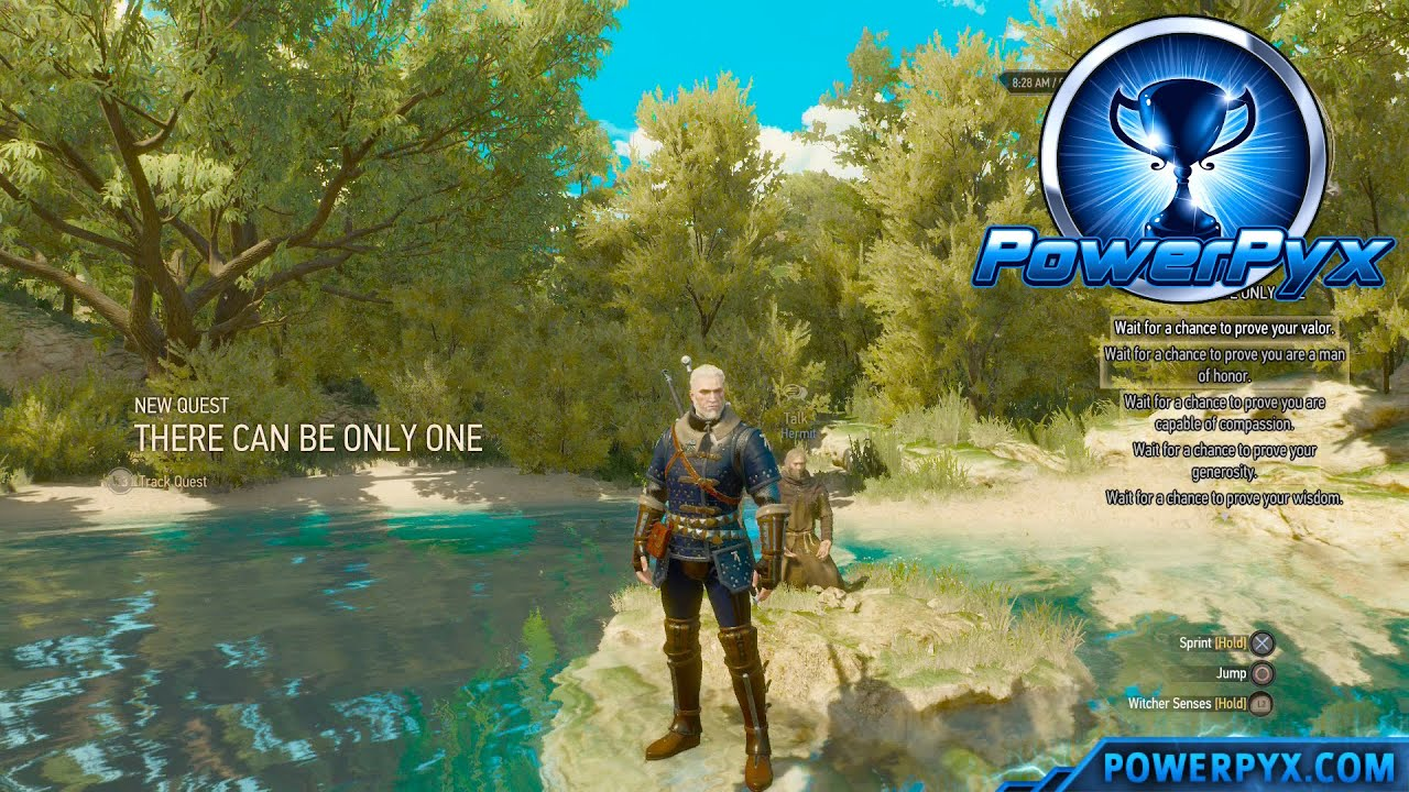There Can Be Only One - The Witcher 3 Wiki Guide - IGN