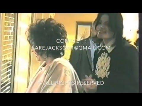 Michael Jackson Unseen Footage Taster