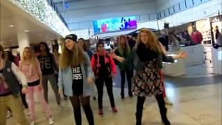 Little mix flashmob   Utrecht, Holland