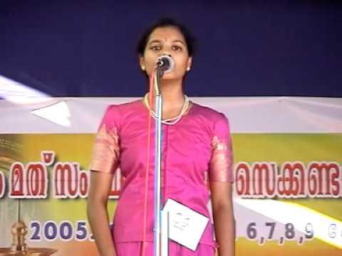 Kaalaanchana kaantha sandhya-Malayalam Light Music