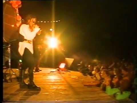 """""""Рок-Острова"""" в городе Грязи Live концерт 1998 г."""