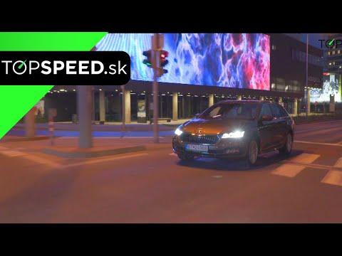 2020 Škoda Octavia 4 - Najlepšie Zábery Z Videotestu