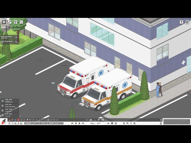 Better NOT to get sick in this HOSPITAL - Project Hospital