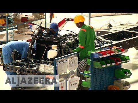 Kenya's economy slows amid political uncertainty