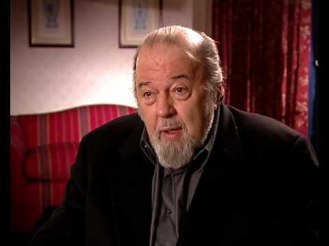 Peter Hall - The secret of the Cambridge University drama department is... (7/40)