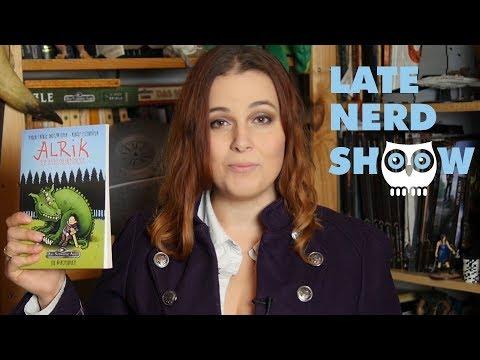 Late Nerd Show 189: DSA für Kids: Alrik der Basiliskenschreck, Trefferzonenset, Comic Annas Paradies