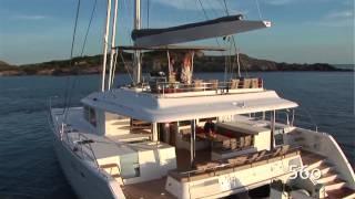 Visite guidée à bord du Lagoon 560, un catamaran du chantier CNB Lagoon